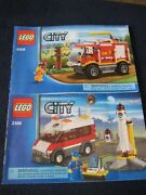 Lego City Instructions Manual Only 4208 And 3366