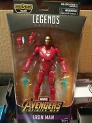 Hasbro Avengers Marvel Legends Series 6 Inches Iron Man Action Figure