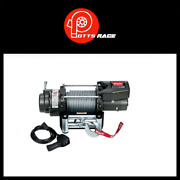 Warn For Chevy/dodge/ford/gmc/toyota 16500 Lbs 12v 16.5ti Series Winch- 68801