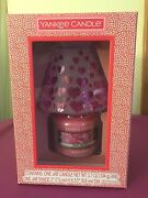 Yankee Candle Dreaming Of Love Small Gift Set Pink Peony Shade Valentineand039s Heart