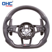 The Steering Wheel For Audi Tt R8 Ttrs Rs4 Rs5 S3 S4 S5 A4 A5 Steering Wheel