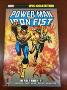Power Man And Iron Fist Epic Collection Heroes For Hire Vol. 1 1977-1981