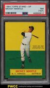 1964 Topps Stand-up Mickey Mantle Psa 7st Nrmt