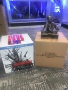 The Walking Dead Complete Season 7 Blu-ray Limited Edition Mcfarlane Toys Mint