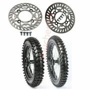 Dirt Bike Tire Rear And Front Tires 90/100-14 70/100-17 Wheel Motocross