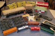 American Flyer 282 Freight Train Set - Not Tested- Selling As Is