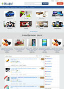 Classified Ads Website With Google Maps And Street View + Free Hosting