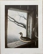 Joseph Lincoln Pintail On The Santee By Burton E. Moore Jr. - Limited Edition