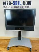 Polycom Hdx 7000 Display - Media Tv W/ Stand For Video Conferencing
