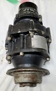 Eclipse Starter Motor For Aircraft Radial Engines C-20b Hand Crank W/ Electric