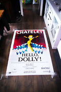 Hello Dolly At Chatelet 39 X 59 French Original Vintage Poster 1992