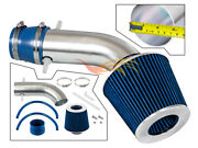 Short Ram Air Intake Kit + Blue Filter For 2001-2003 Acura Cl/tl Type-s 3.2l