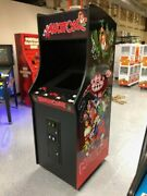 Full Size Arcade Multicades Coin-op Brand New Plays 60 Classic Games