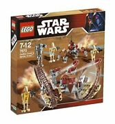 Lego Lego Star Wars Hale Fire Droids And Spider Droid 7670