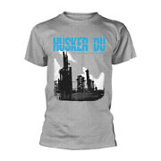 Grey Husker Du Don't Know If You're Lonely Official Tee T-shirt Mens Unisex
