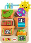 Laugh Learn Peek Play Busy Garden Music Activity Sounds Educational Gift New
