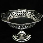 Antique Silver Tazza By Elkington And Co