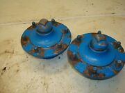 1953 Ford Jubilee Naa Tractor Front Hubs