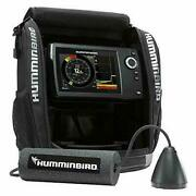 Humminbird Ice Helix 5 G2 Chirp Fish Finder Sonar Only New