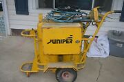 Turbine Washer Juniper Chinook Compressor Wash Rigand039and039 Used Needs Some Work