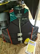 Seadoo Turquoise 3xl Life Vest Part Number 2867641676