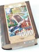 New In Box - Masterpiece The Holy Bible Jigsaw Puzzle 1000 Piece Collector