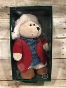New Starbucks 2016 Limited Edition Red Sweater Holiday Girl Bear