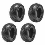 4 Pack 13x5.00-6 Tire 13x5-6 Lawn Tractor Turf Lawn Mower Front Tires 13x500-6
