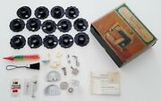 Singer Touch And Sew Zig-zag 638 Top Hat Cams And Accessories