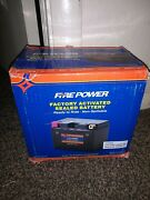 Fire Power Battery Ctx30l Factory Activated 12v 30ah
