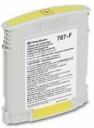 Compatible 787-f Yellow Pitney Bowes Postage Machine Ink
