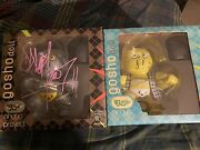 Ningyo Project Dalek Signed Limited Edition Grey Tradition Exclusive 146/200