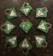 Complete Set 2020 Disney Pin Trading 20th Anniversary 9 Pins Le 4000 Nwt
