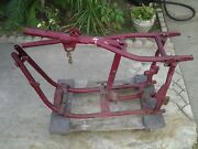 And03980-e81 Shovelhead Swing Arm Frame Straight Builders Project Restore Your Own