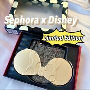 Sephora Minnie Mouse Collection Beauty Compact Mirror Set