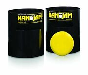 Kan Jam Portable Disc Toss Outdoor Game - Features Durable Weather Resistant...