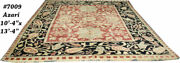 A Gorgeous Decorative 10and039 X 13and039 Nw Azari Rug