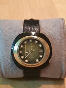 Citizen Menand039s Blg 6000 Watch Mechanical Automatic Stainless Steel/plastic