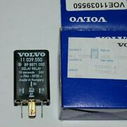 10-second Time Delay Relay 5-pin Spdt 24v 30a, Volvo 11039550