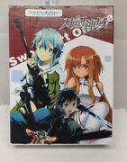 9 Pc. Sword Art Online Metal Keychain Weapon Box Set Collection Anime Gift Cool
