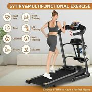3.25hp Treadmill 3 In 1 Home Electric Folding Running Machine Exercise Y B H 02