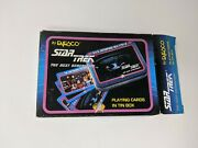 1992 Enesco Star Trek The Next Generation Playing Cards With Tin Box Nos