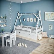 Child Bed Bed Frame With Drawer Storage.andnbsp
