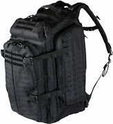 First Tactical Tactix 3-day Plus Backpack, Black