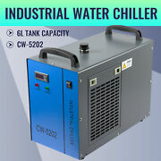 Thermolysis 6l Industrial Water Chiller Cw-5202 For Cnc Laser Engraver Cutter