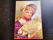 Costello Fine Carriages And Sleighs Ny Antique Victorian Trade Card