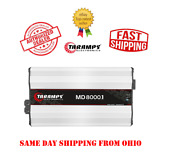 Taramps Md 8000 2 Ohm Class D + Same Day Shipping From Ohio + Authorized Seller