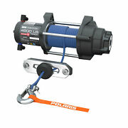 4500lb Winch Pro Hd Polaris Rzr Rs1 - 2883825 Synthetic Rope