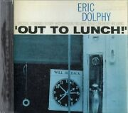 Eric Dolphy Dolfie Out To Lunch/r.v.g