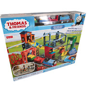 Thomas And Friends Mad Dash On Sodor Train Set With Remote Control.